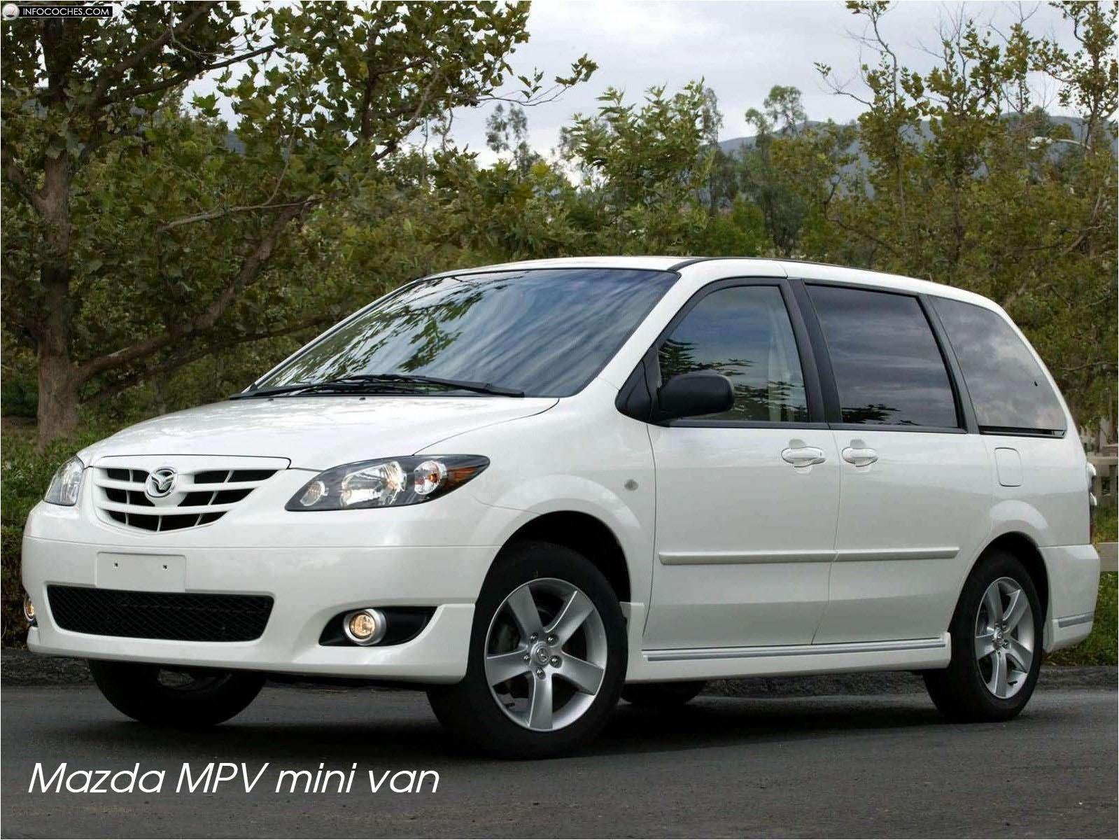Town And Country Van Reviews >> Mazda MPV mini van - Cars in Kauai